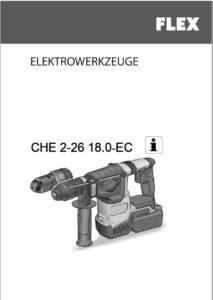 FLEX-Akku-Schlagbohrmaschine-SDS-Bedienungsanleitung-Cover