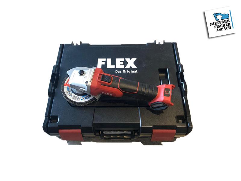 FLEX Winkelschleifer L125 mieten - Mietpark Fischer in Backnang und Aspach