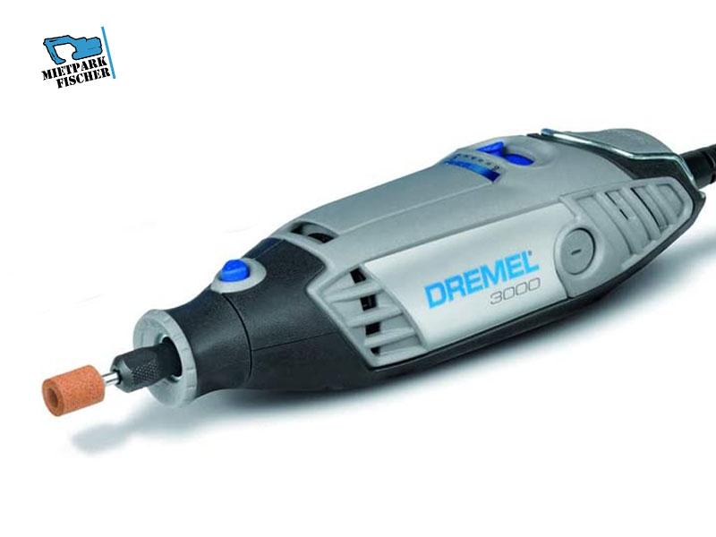 Multifunktionswerkzeug mieten - DREMEL 3000 - Mietpark Fischer Aspach