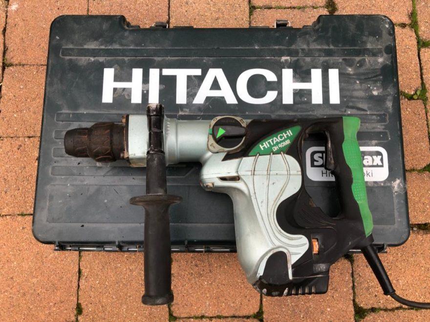 Schlaghammer Bohrhammer Bohrmaschine mieten - Typ DH40MR von HITACHI